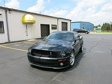 2009 Ford Mustang Shelby GT500 Coupe for sale 101001326