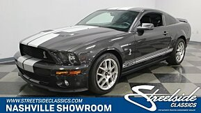 2009 Ford Mustang Shelby GT500 Coupe for sale 101029569