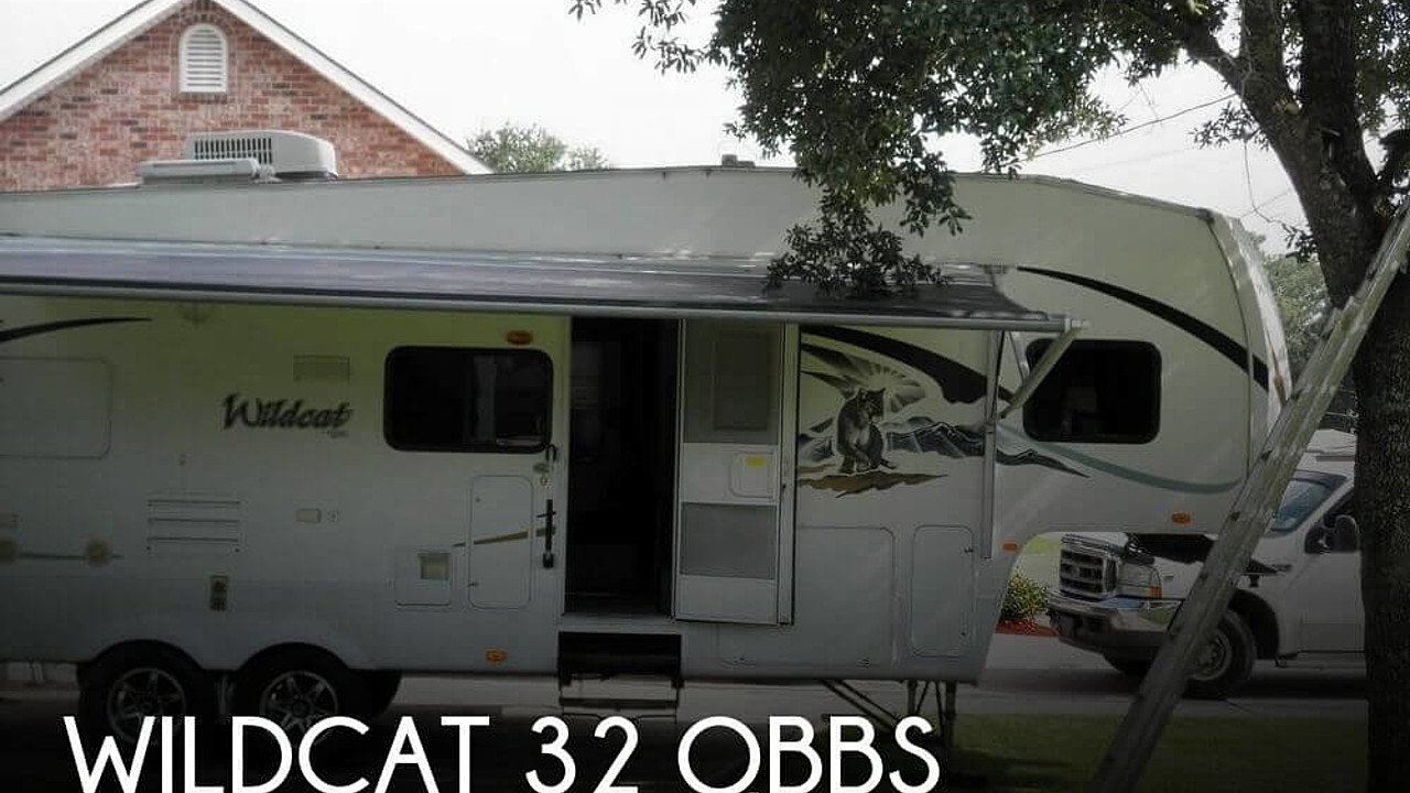 2009 Forest River Wildcat for sale 300114949
