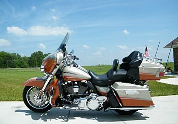 2009 Harley-Davidson CVO for sale 200490147