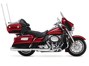 2009 Harley-Davidson CVO for sale 200493468