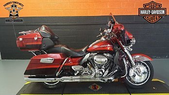 2009 Harley-Davidson CVO for sale 200493468