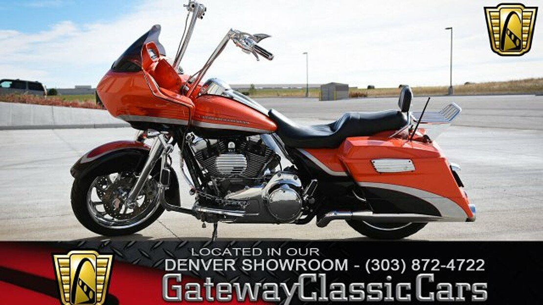 2009 Harley-Davidson CVO for sale 200545946