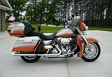 2009 Harley-Davidson CVO for sale 200490147
