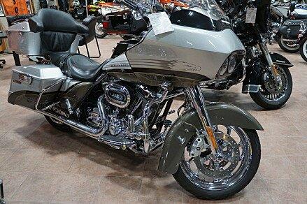2009 Harley-Davidson CVO for sale 200538737