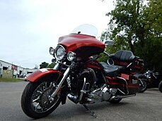 2009 Harley-Davidson CVO for sale 200614458