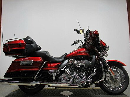 2009 Harley-Davidson CVO for sale 200636021