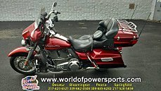 2009 Harley-Davidson CVO for sale 200636622