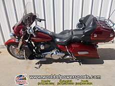 2009 Harley-Davidson CVO for sale 200636624