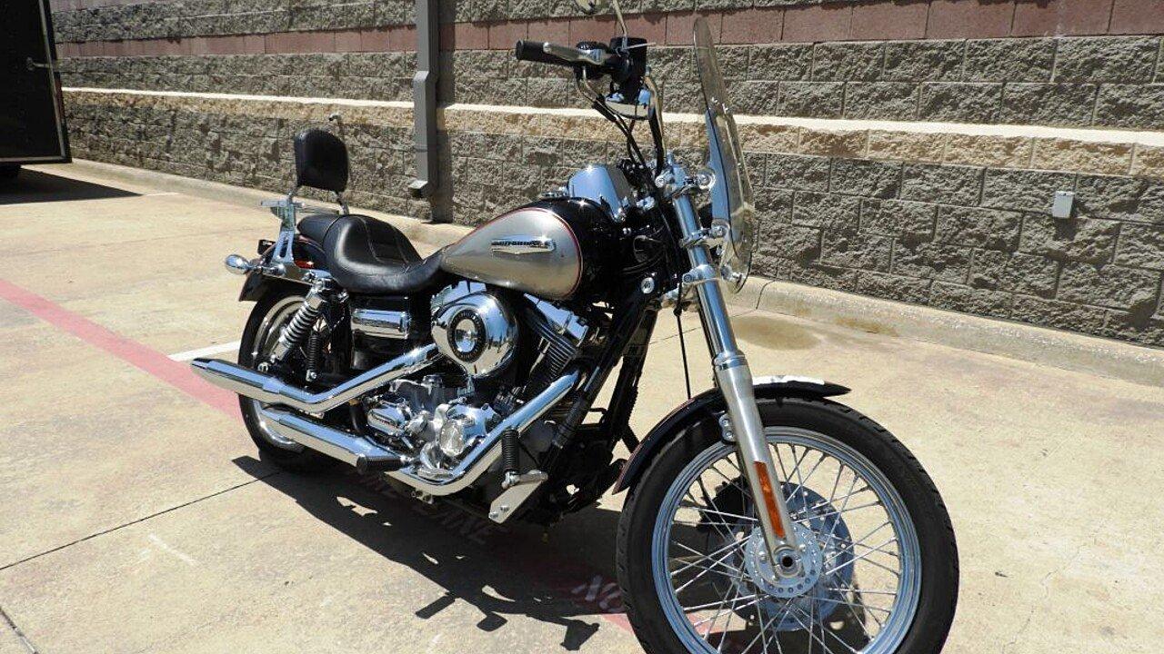 2009 Harley-Davidson Dyna for sale 200586521