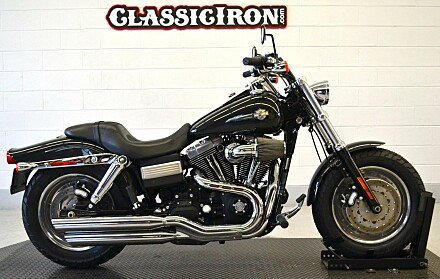 2009 Harley-Davidson Dyna Fat Bob for sale 200559038