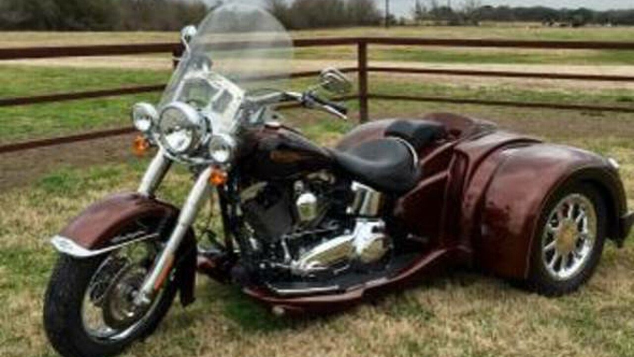 2009 Harley-Davidson Softail for sale 200440541