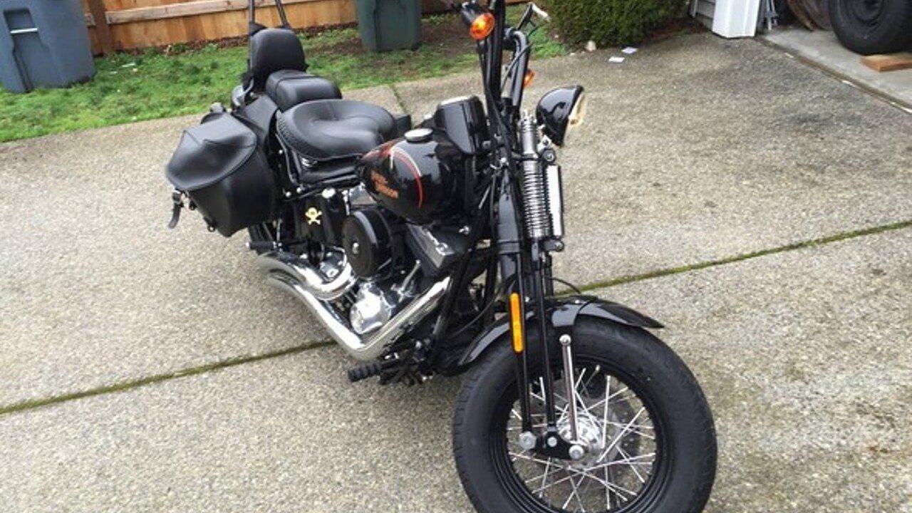 2009 Harley-Davidson Softail for sale 200443393