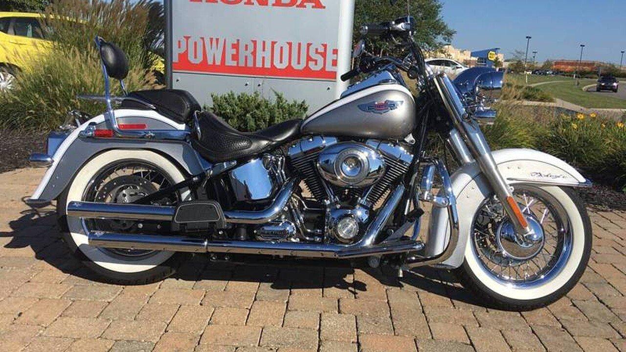 2009 Harley-Davidson Softail for sale 200452967
