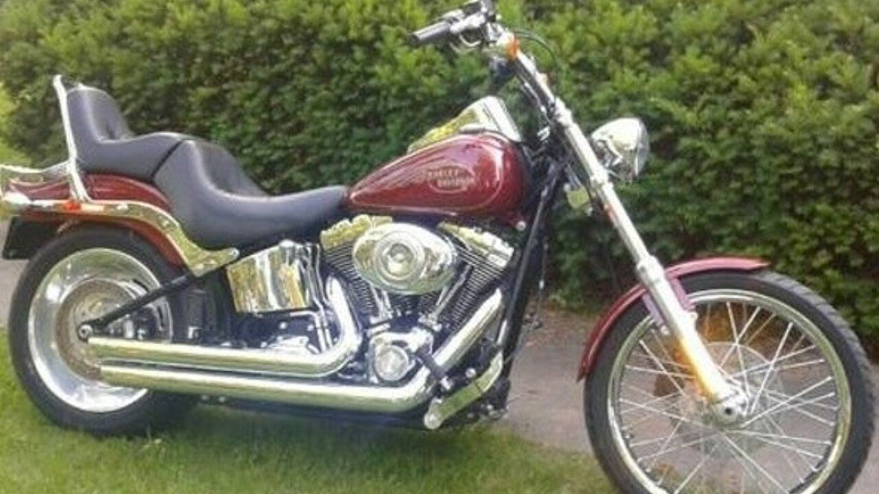 2009 Harley-Davidson Softail for sale 200463138