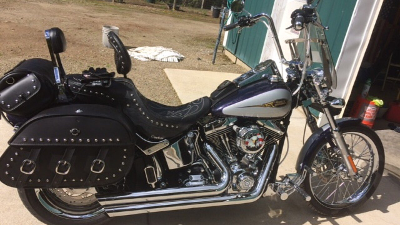 2009 Harley-Davidson Softail for sale 200497817