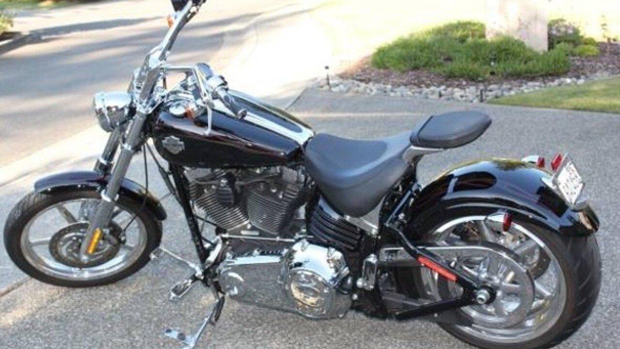 2009 Harley-Davidson Softail for sale 200579360