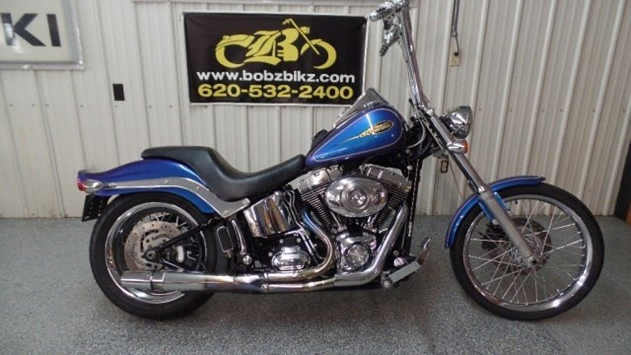2009 Harley-Davidson Softail for sale 200581762