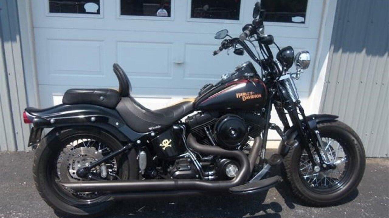 2009 Harley-Davidson Softail for sale 200618429