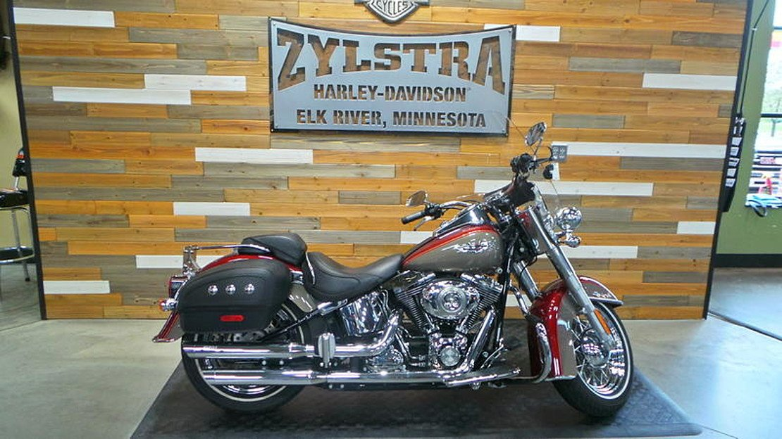 2009 Harley-Davidson Softail Deluxe for sale 200643620