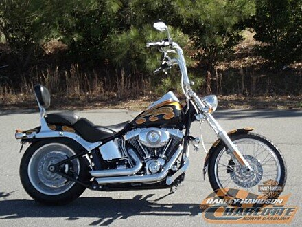 2009 Harley-Davidson Softail for sale 200475991