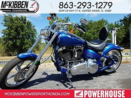 2009 Harley-Davidson Softail for sale 200588888