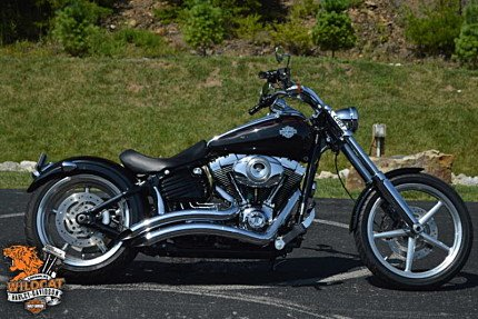 2009 Harley-Davidson Softail for sale 200627077