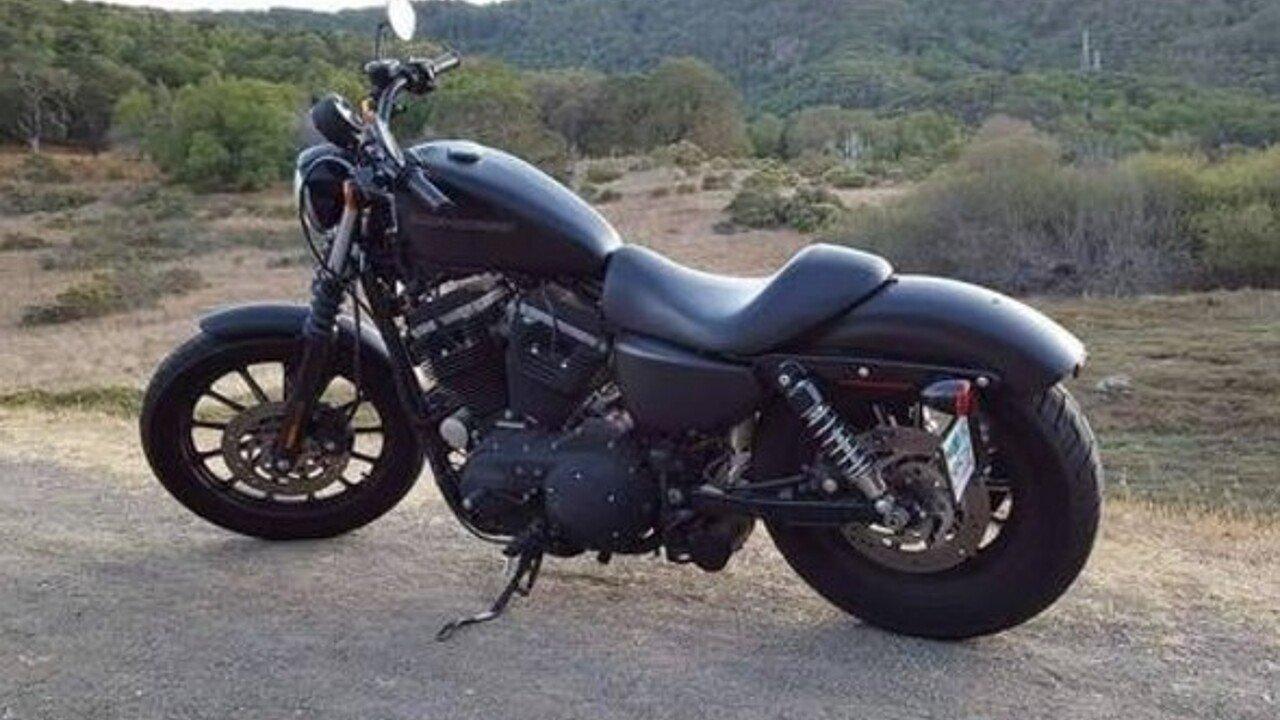 2009 Harley-Davidson Sportster for sale 200462856