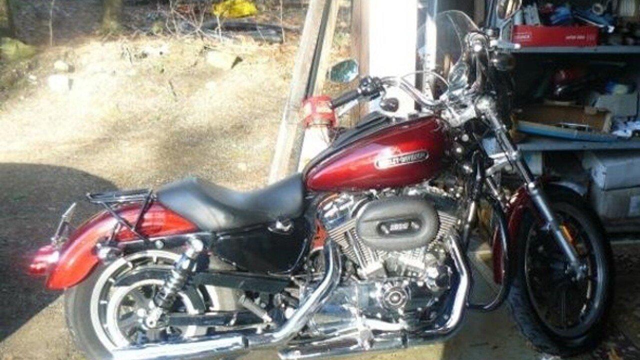 2009 Harley-Davidson Sportster for sale 200544653