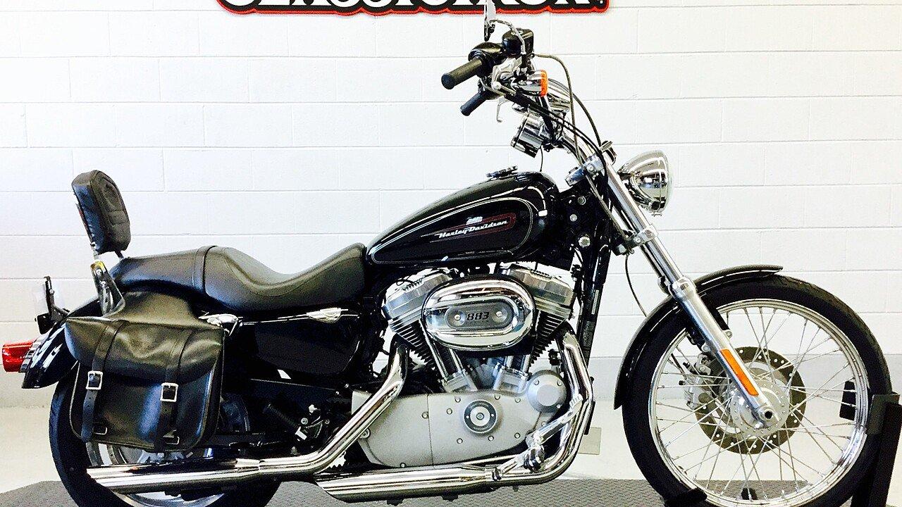 2009 Harley-Davidson Sportster for sale 200563732