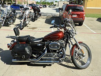 2009 Harley-Davidson Sportster Custom for sale 200579912