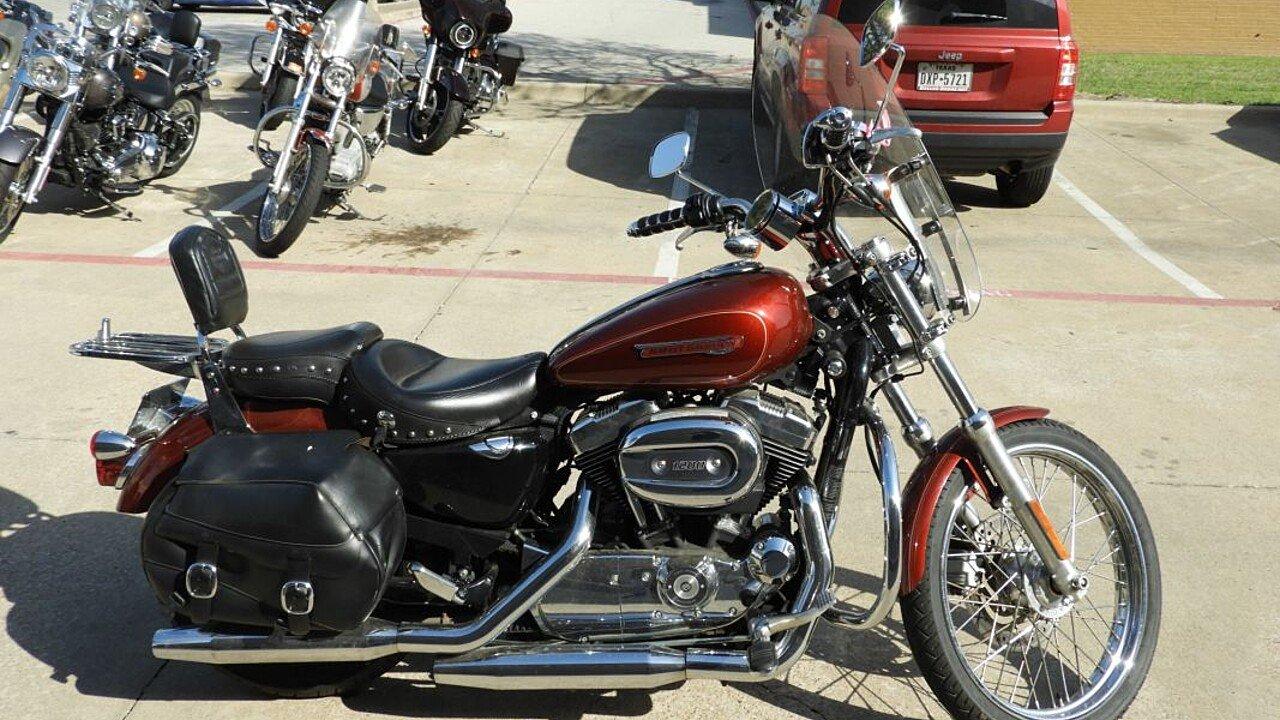2009 Harley-Davidson Sportster Custom for sale 200579912