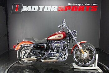 2009 Harley-Davidson Sportster Custom for sale 200589694