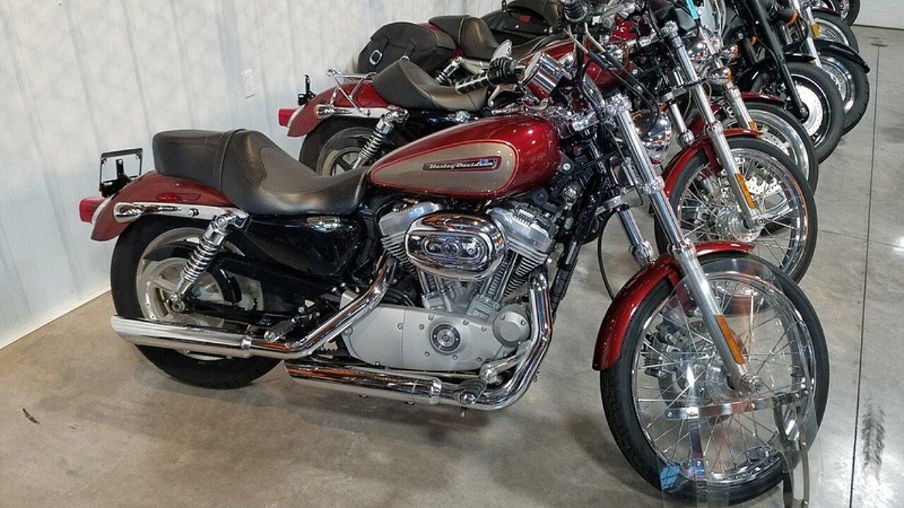 2009 Harley-Davidson Sportster for sale 200592588