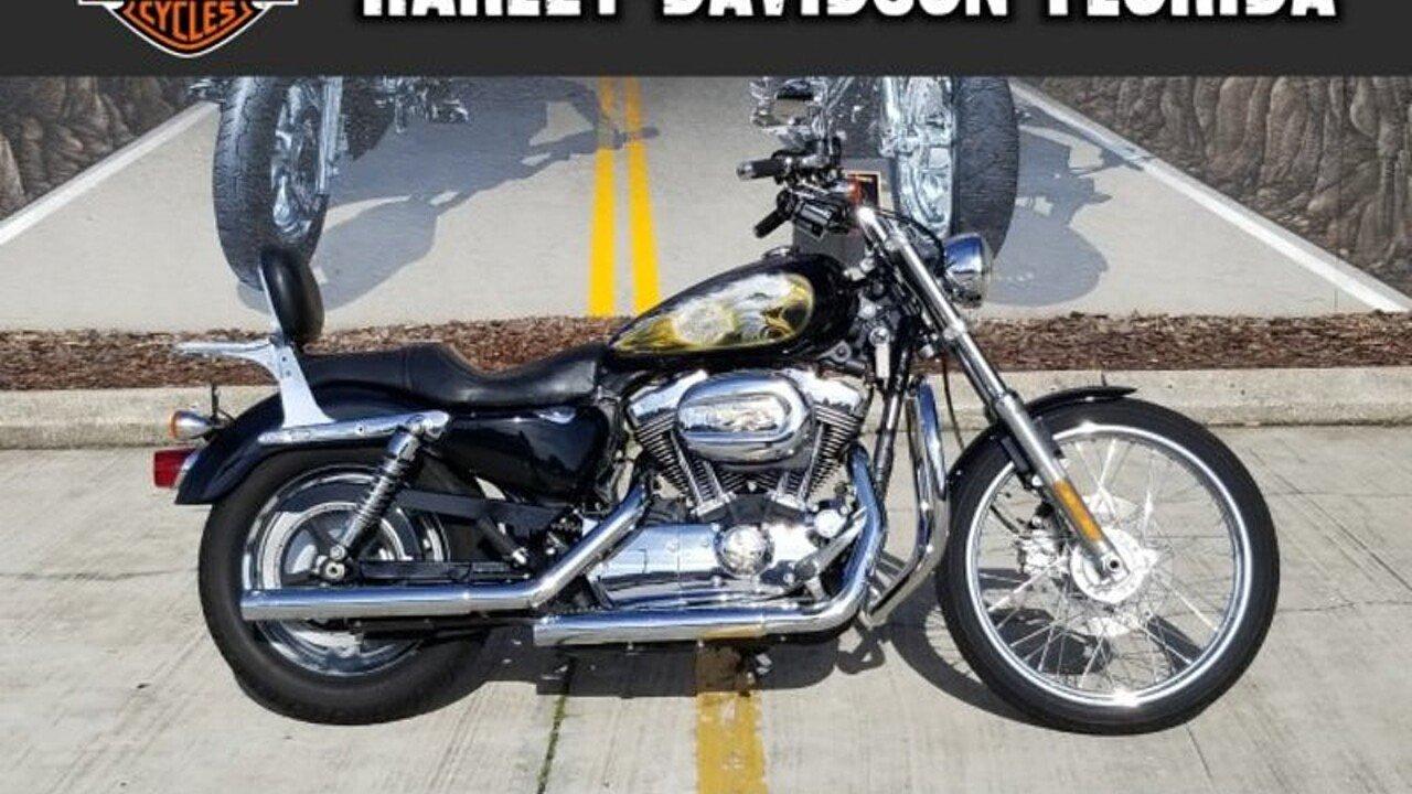 2009 Harley-Davidson Sportster Custom for sale 200597391