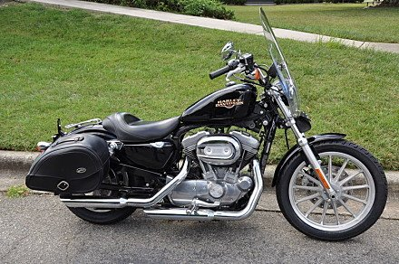 2009 harley-davidson sportster motorcycles for sale - motorcycles