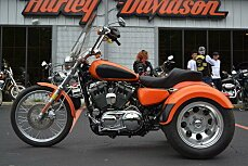 2009 Harley-Davidson Sportster Custom for sale 200624068