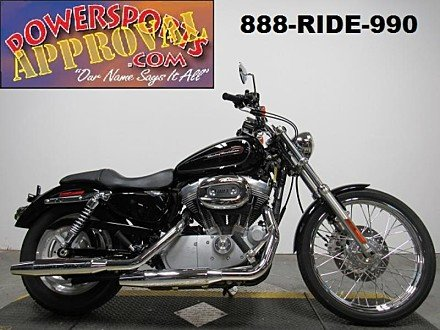 2009 Harley-Davidson Sportster for sale 200636338