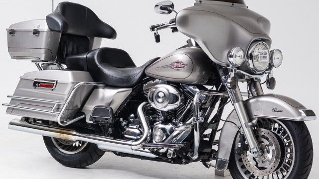 2009 Harley-Davidson Touring for sale 200449065