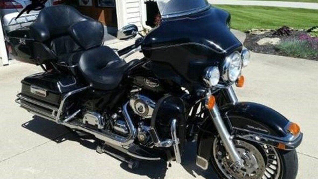 2009 Harley-Davidson Touring for sale 200460107