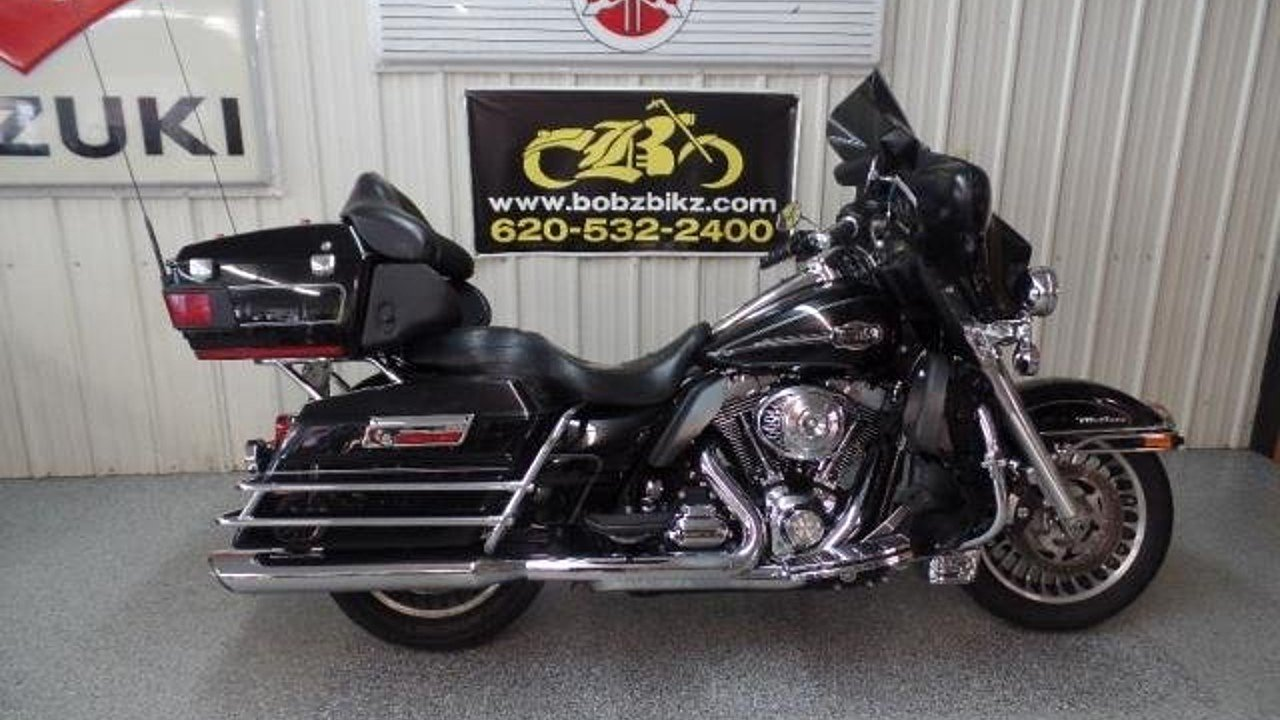 2009 Harley-Davidson Touring for sale 200462131