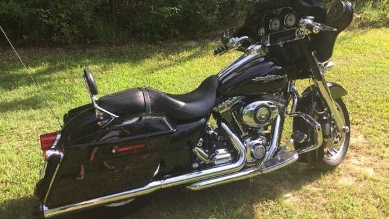 2009 Harley-Davidson Touring Street Glide for sale 200493518