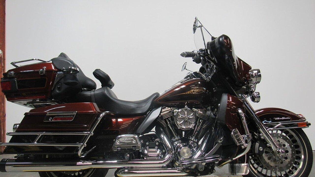 2009 Harley-Davidson Touring for sale 200515329