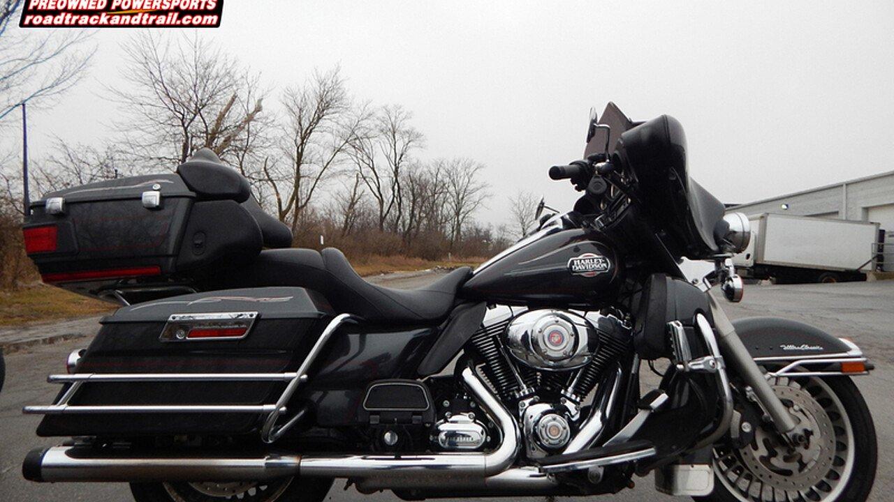 2009 Harley-Davidson Touring for sale 200526372
