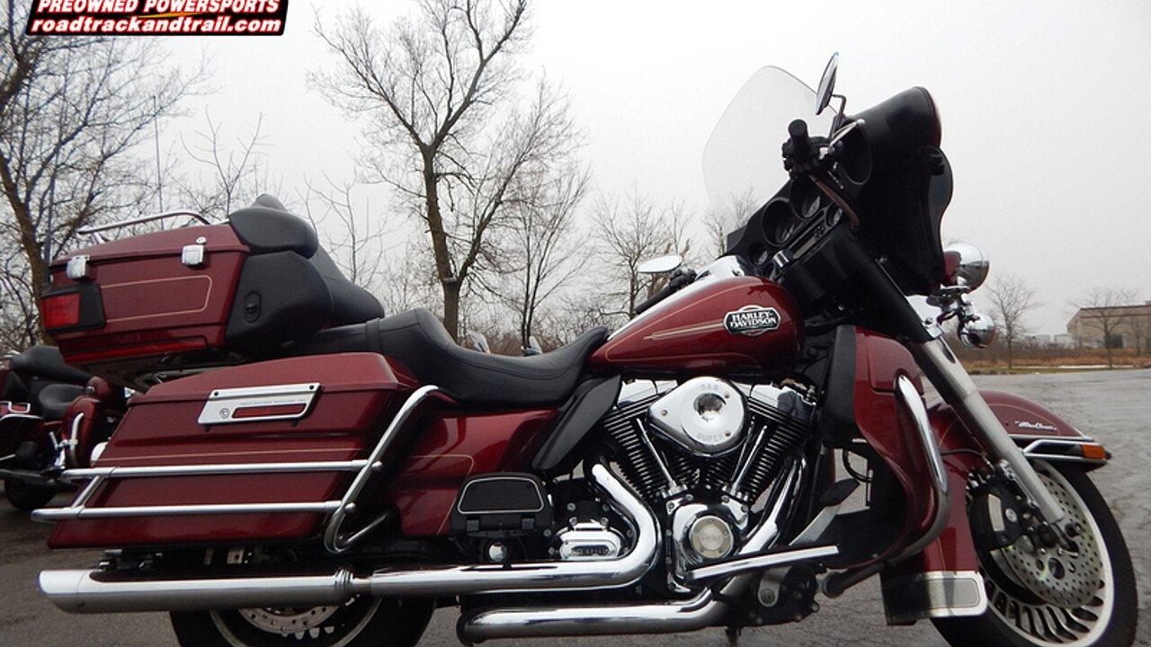 2009 Harley-Davidson Touring for sale 200526381