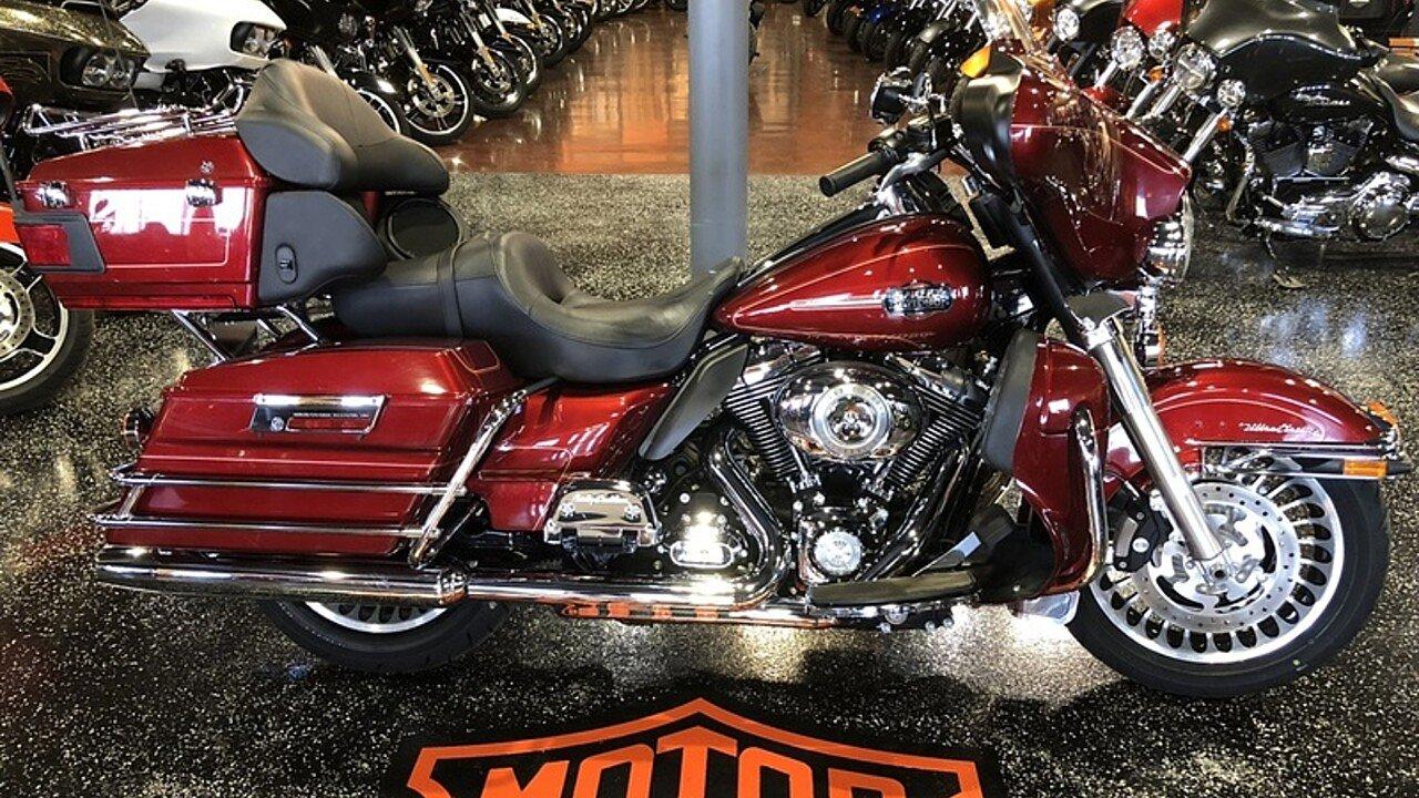2009 Harley-Davidson Touring for sale 200569084