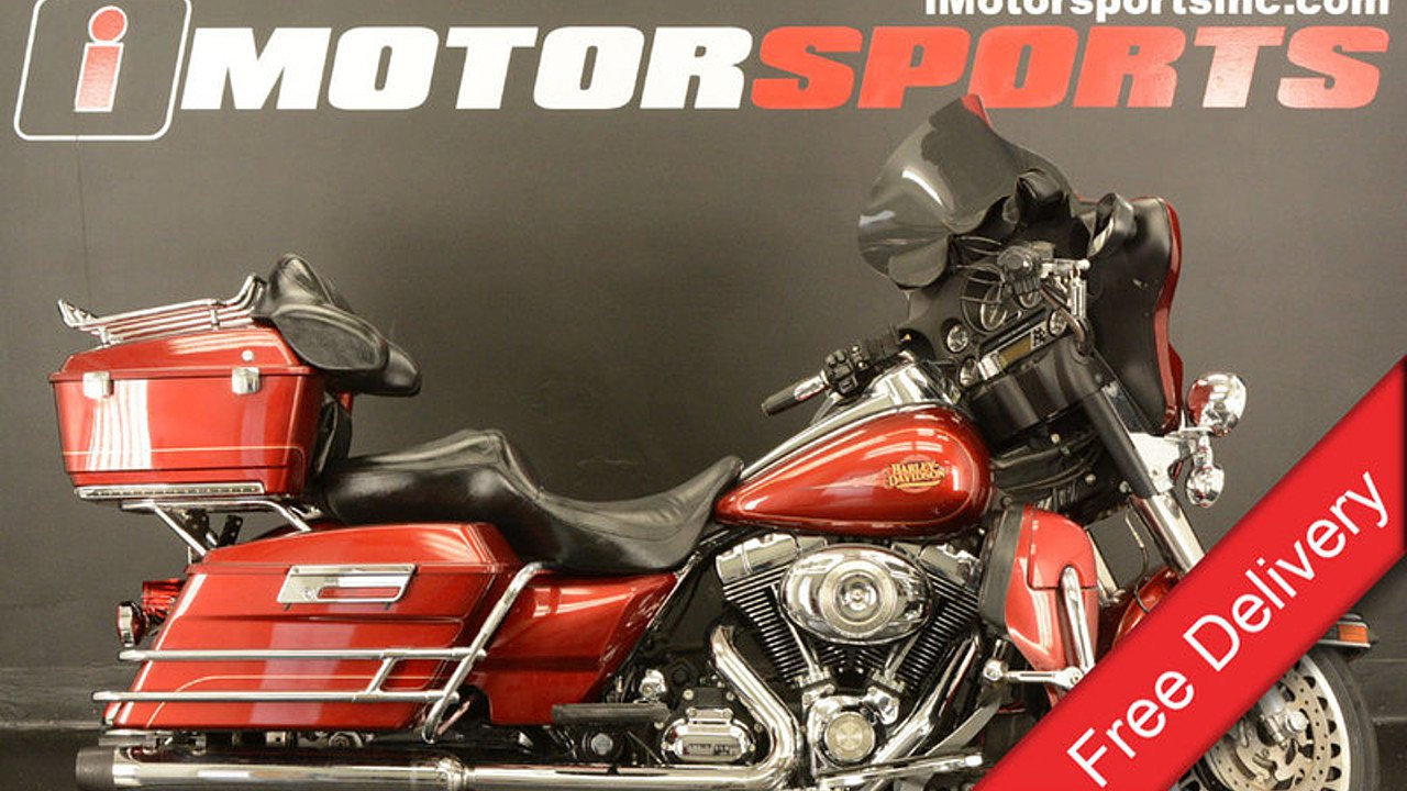 2009 Harley-Davidson Touring for sale 200569813