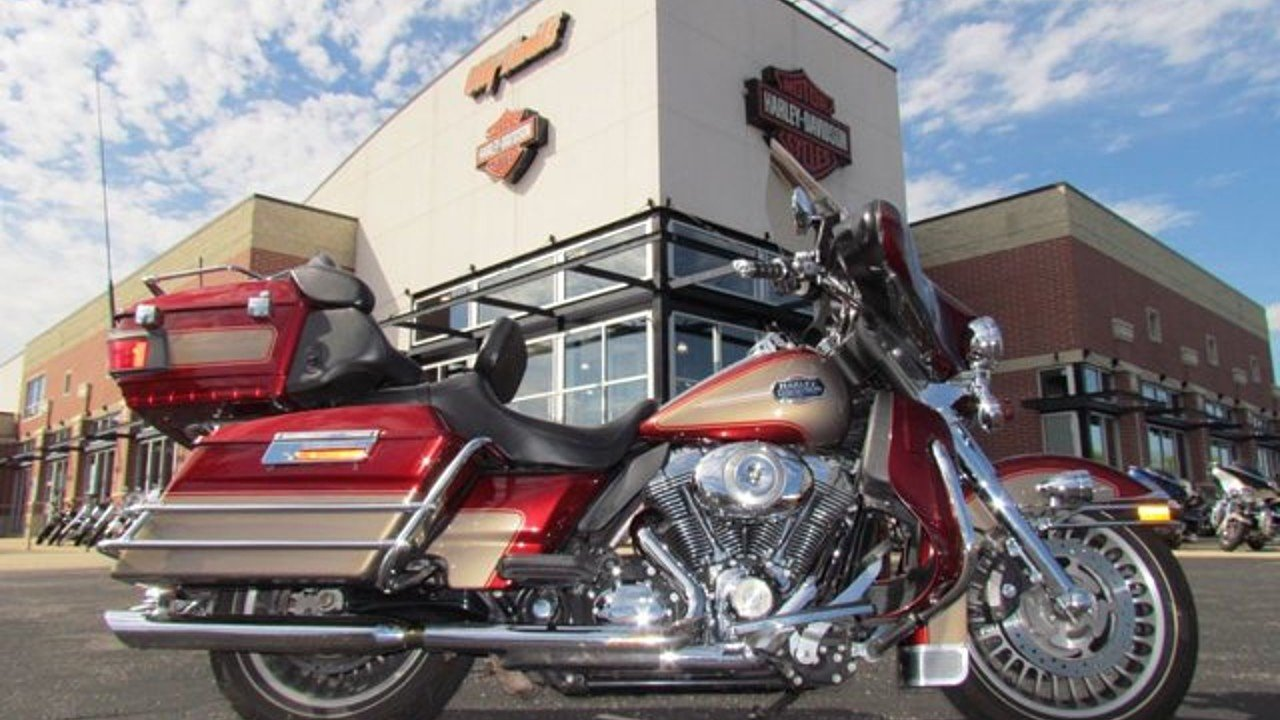 2009 Harley-Davidson Touring for sale 200593318