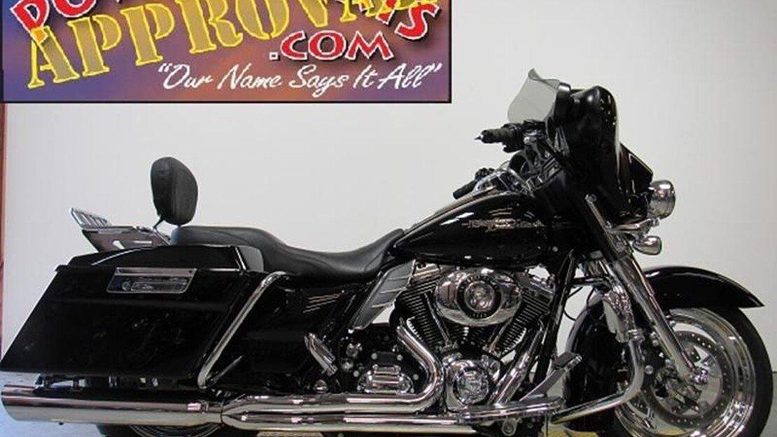 2009 Harley-Davidson Touring Street Glide for sale 200594610