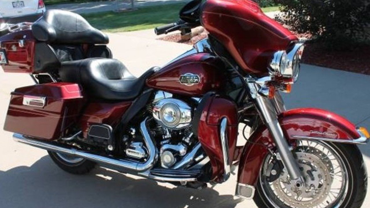 2009 Harley-Davidson Touring for sale 200609497
